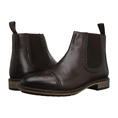 Steve Madden Deadbolt (Brown) Men