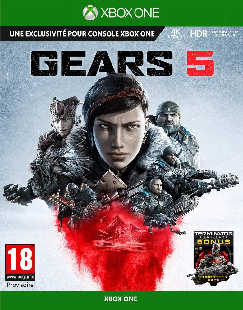 Gears 5 - Xbox One [Importación francesa]: Amazon.es: Videojuegos