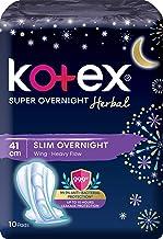 Kotex Super Overnight Herbal 41cm