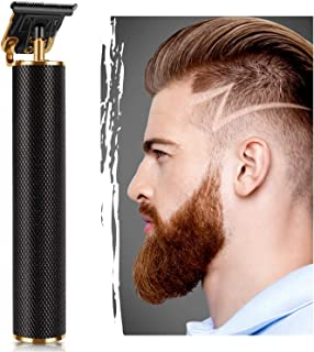 Sponsored Ad - Newly Updated Mens Hair Trimmer Electric Shaver, Electric Pro T-Outliner Trimmer, Mens Hair Trimmer Carving...