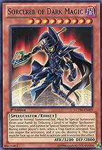 Yu-Gi-Oh! - Sorcerer of Dark Magic (LCYW-EN029) - Legendary Collection 3: Yugi's World - 1st Edition - Common