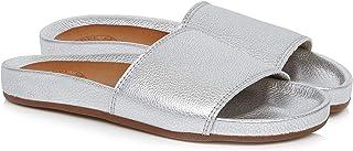 Penelope Chilvers Sol Metallic Slide Womens Sandals