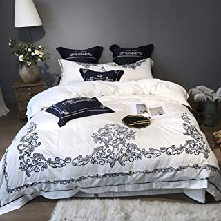 Bed Sheet Set Craft Embroidery Bedding Multi-Tool Set Four Seasons Universal Health European-Style Frame Embroidery Hotel ...