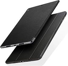 J&D Compatible para New iPad Air 10.5 Inch 2019 Funda, Apple New iPad Air 10.5 Inch (Release in 2019) Protección Pesada Resistente Funda y Carcasa con Función Automático Sueño/Estela - Negro