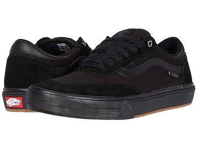 Vans Gilbert Crockett Pro 2 (Blackout) Skate Shoes