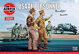 Airfix USAAF Personnel1: 76 Scale