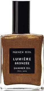 French Girl Organics - Organic/Vegan Bronzing Body Oil (2 oz)