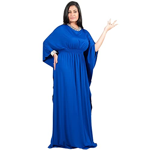 Royal Blue Dresses Plus Size: Amazon.com