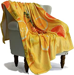 Best colorful fleece blankets Reviews