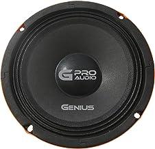 """Genius GPRO-M0365 6.5"""" 300 Watts-Max Super Slim Midrange Car Audio Speaker 4-Ohms photo"""
