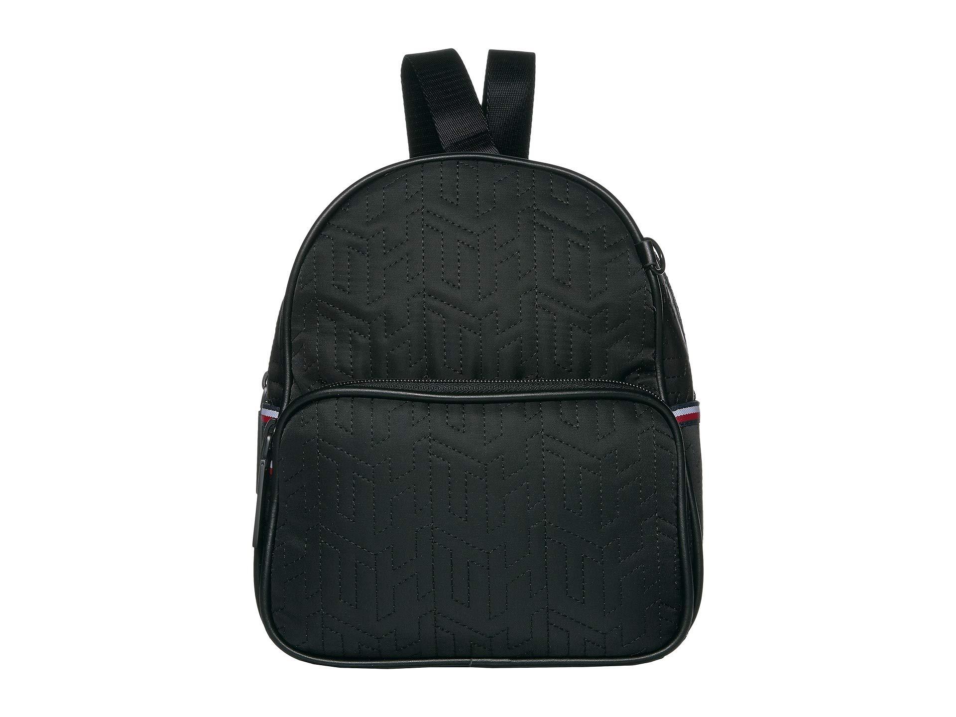 Tommy Hilfiger Tommy Hilfiger Taylor Smooth Nylon Mini Crossbody Backpack