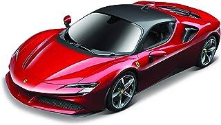 Radio Controlled - 1:24 Scale - Maisto Tech - Premium High Speed Ferrari SF 90 Stradle - Red