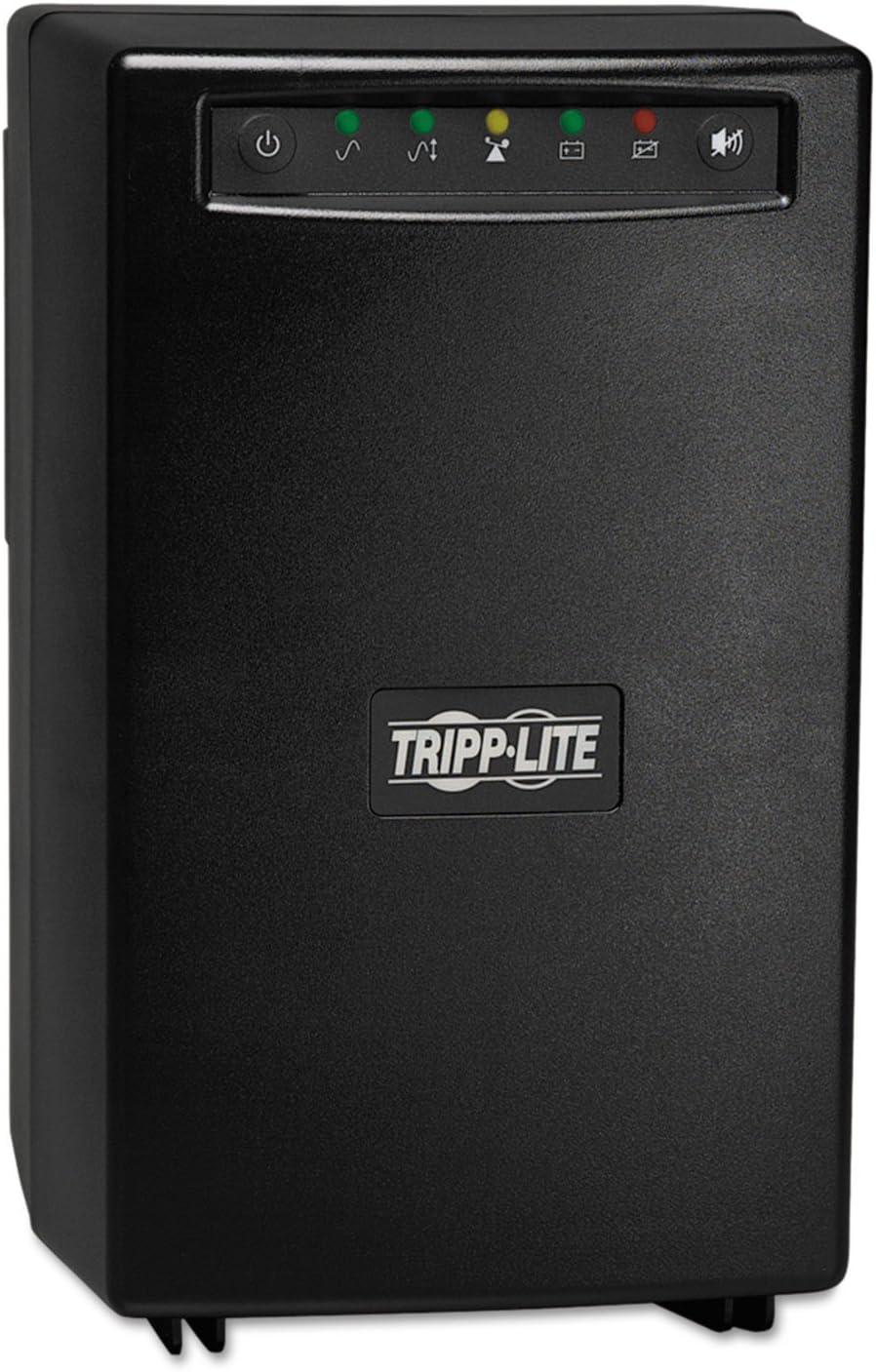 Tripp Lite OMNIVS1500XL OMNIVS1500XL OmniVS Series UPS System, 8 Outlets, 1500 VA, 690 J