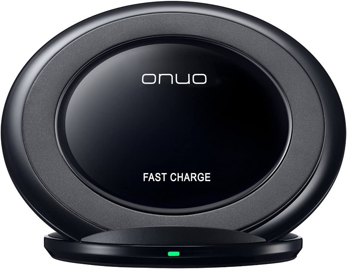 Fast Wireless Charger (Black)