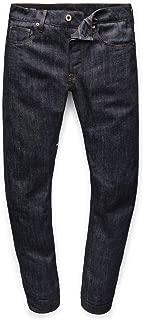 [ジースターロゥ] ベーシックジーンズ・ストレート・デニム・メンズ 51002-8454-001 メンズ
