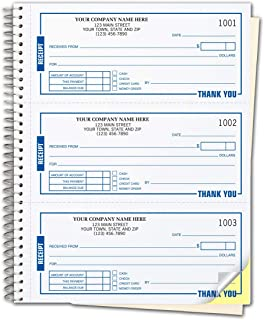 Best custom receipt books 3 part Reviews