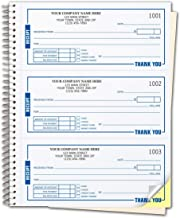 custom payment books