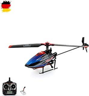 4.5 Canal ferngesteuerter Single-Rotor RC helicópteros con 2,4GHz-Technik y Gyro-System, Ready-to-Fly, incluida Litio y Control Remoto