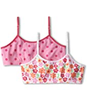 Jockey Kids - Crop Top with Convertible Straps 2-Pack (Big Kids)