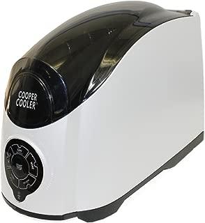 Cooper Cooler HC01-A Rapid Beverage & Wine Chiller, White