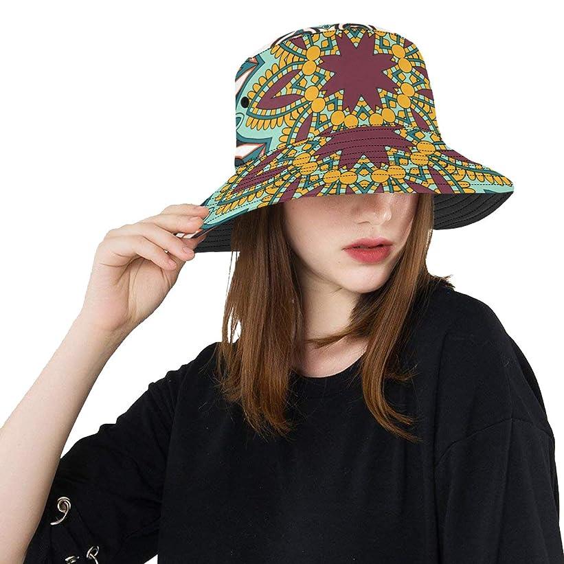 ティーンエイジャー自伝自発的CYDBQ Uvカット帽子 面白い カラフル 抽象的な柄 バケットハット サンバイザー 日よけ 日焼け止め レディース 女子 綿 つば広 おしゃれ 折りたたみ 春夏 ストローハット アウトドア 旅行 トラベル 紫外線対策 遮光 吸汗速乾 小顔効果抜群