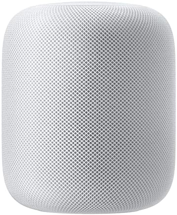 Apple HomePod with Siri Integration - White