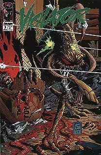 Violator #3 FN ; Image comic book