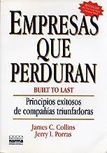 Empresas Que Perduran (Spanish Edition)