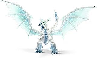 Schleich Ice Dragon Toy Figure, Multi-Colour