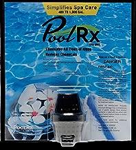 PoolRx 400-1K Gallon Black Spa Unit