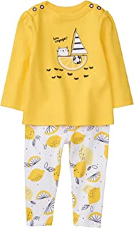 Gymboree Baby Girl Long Sleeve Set