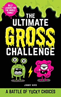 The Ultimate Gross Challenge: A Battle of Yucky Choices