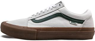 Mens Old Skool Pro Marshmallow/Alpine Vn000Zd4W8N - Size