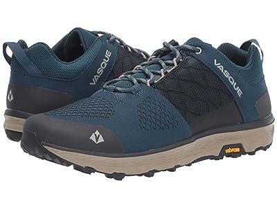 Vasque Breeze LT Low (Blue/Aluminum) Men
