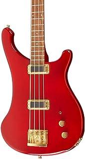 Guitarra Rickenbacker rn4004ctr 4004'Cheyenne II' Trans Rojo