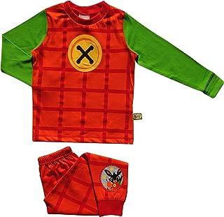 Pijama para niños y niñas de 18 meses a 6 años