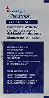 Crest Whitestrips Supreme Professional Strength 84 strips