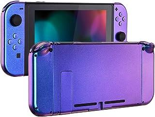 eXtremeRate bakplatta för Nintendo Switch-konsol, NS Joycon handhållen styrenhet, hölje med full knappuppsättning, utbytes...