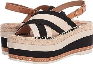 Women's Grosgrain Platform Espadrille Sandals