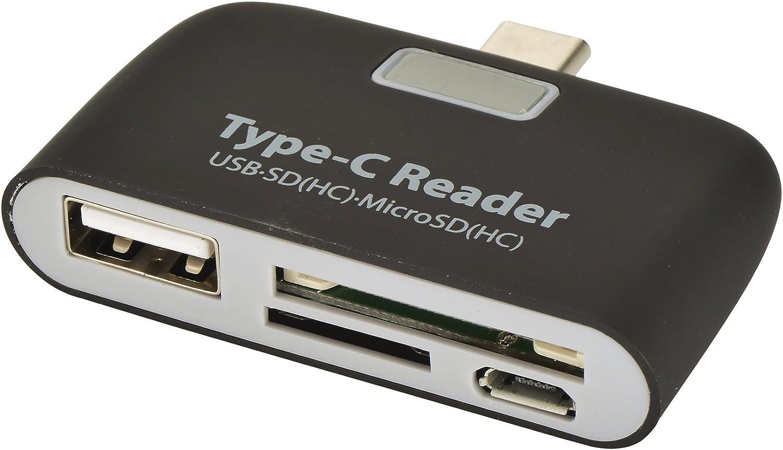 Innolage USB3.1 Type C Raleigh Mall Hub Beautiful USB Adapt Max 46% OFF Portable Mini OTG