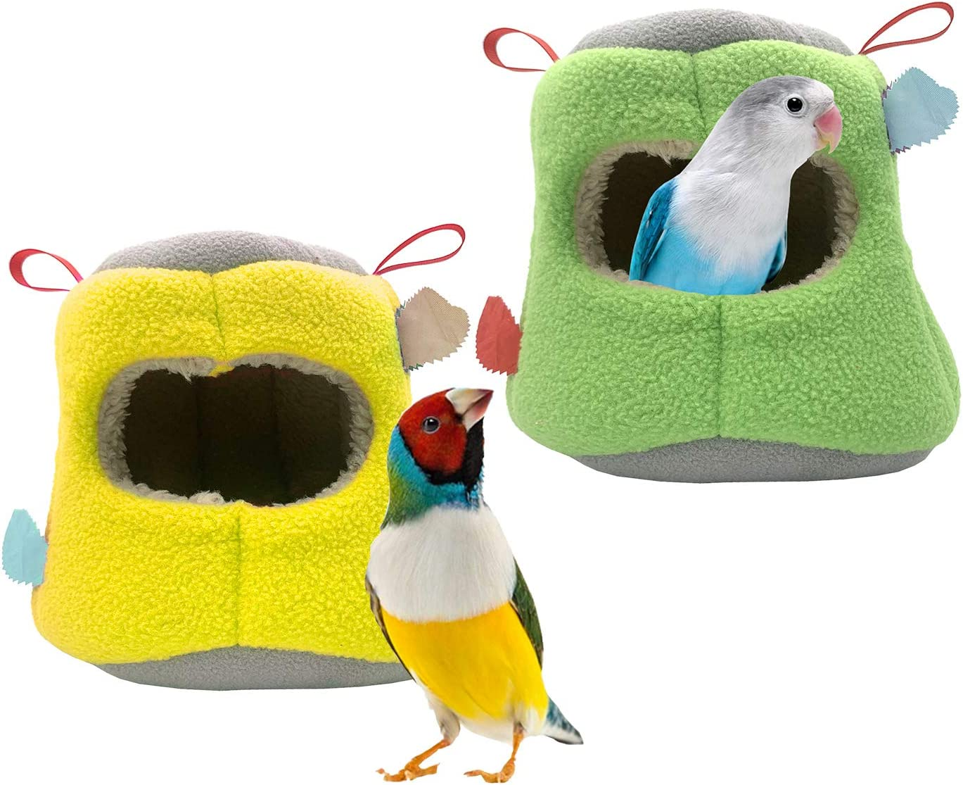 San Antonio Mall ZYP 2 Don't miss the campaign Packs Winter Warm Bird Hut Ha Shed Snuggle Nest Cave