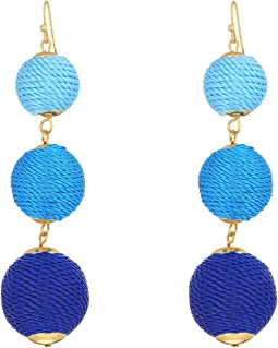 SHASHI - Lucy Linear Drop Earrings
