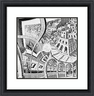 Framed Wall Art Print Print Gallery by M. C. Escher 28.88 x 28.38