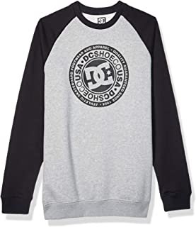 Men's Circle Star Crew Raglan