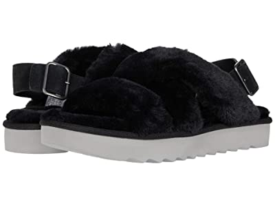Koolaburra by UGG Fuzz-ee (Black) Women