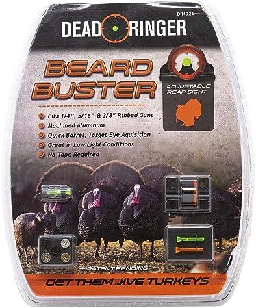 Dead Ringer DR4324 Beard Buster,Black