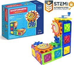 Magformers Magnets in Motion Set (37-pieces) Magnetic    Building      Blocks, Educational  Magnetic    Tiles Kit , Magnetic    Construction  STEM gear science Toy Set