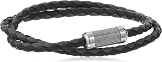 Best tateossian italian leather and silver ladies bracelet Reviews