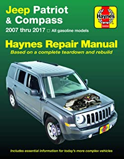 Best 2007 jeep compass repair manual Reviews