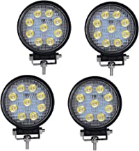 Best 4 round led offroad lights Reviews
